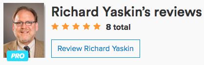 Reviews Richard E. Yaskin on AVVO